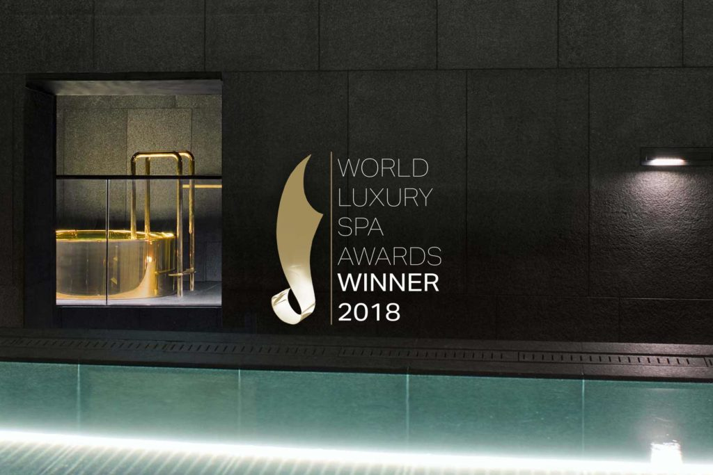 World luxury spa awards winner 2018